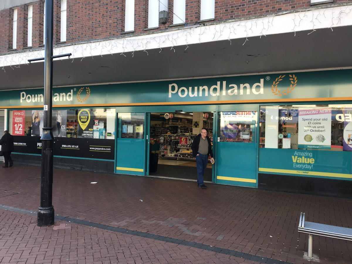 Poundland- Queens Rd - Nuneaton