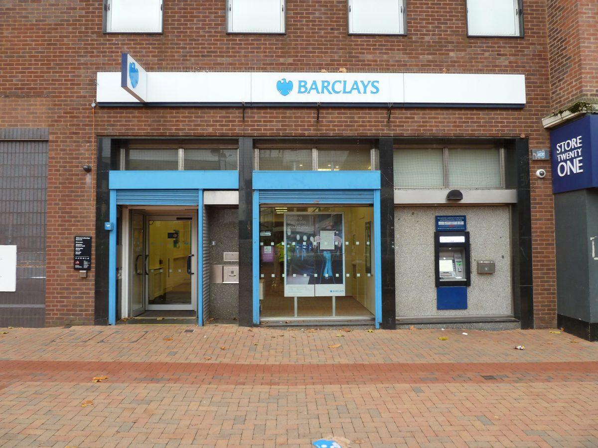 Barclays - Bedworth