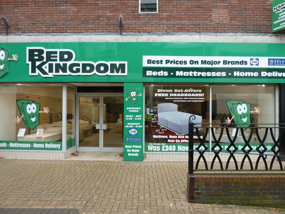 Bed Kingdom - Bedworth