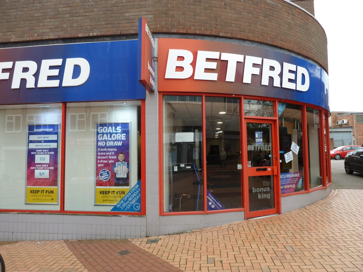 Betfred - King Street - Bedworth