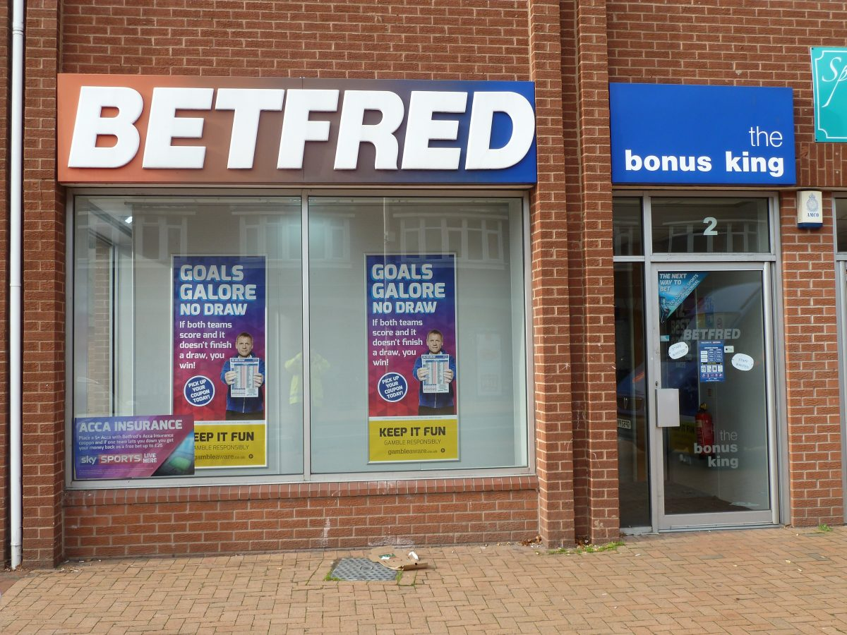 Betfred - Leicester Street - Bedworth