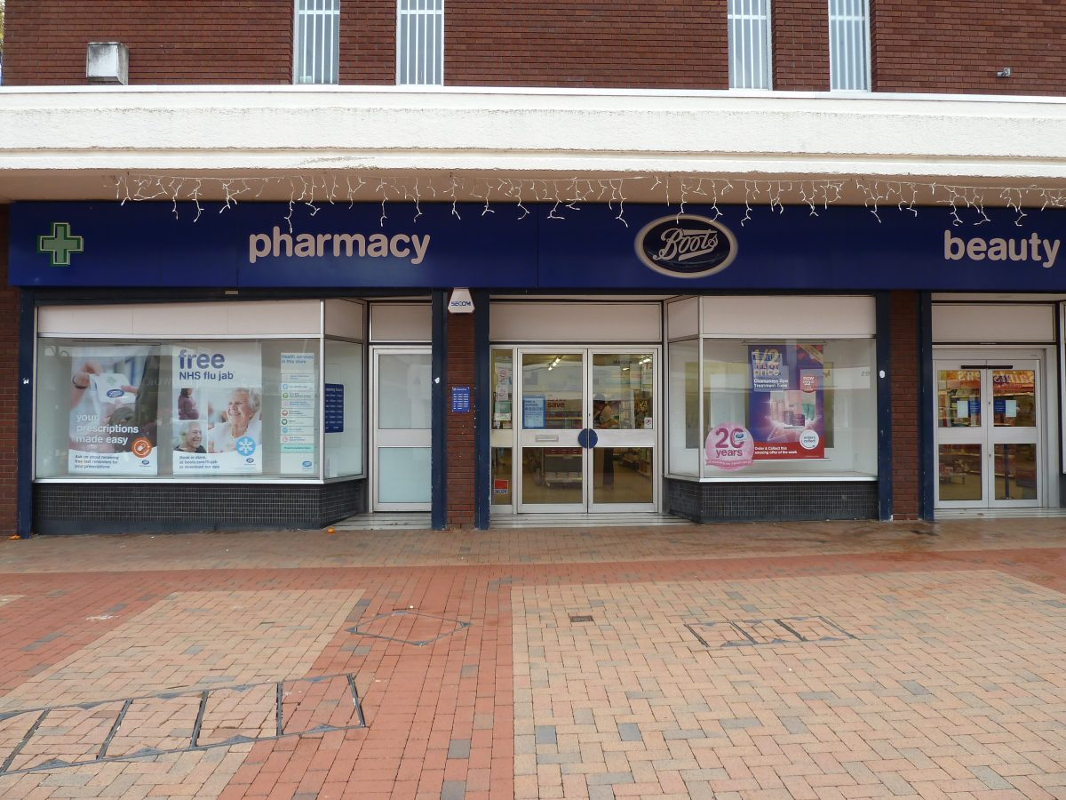 Boots - Bedworth