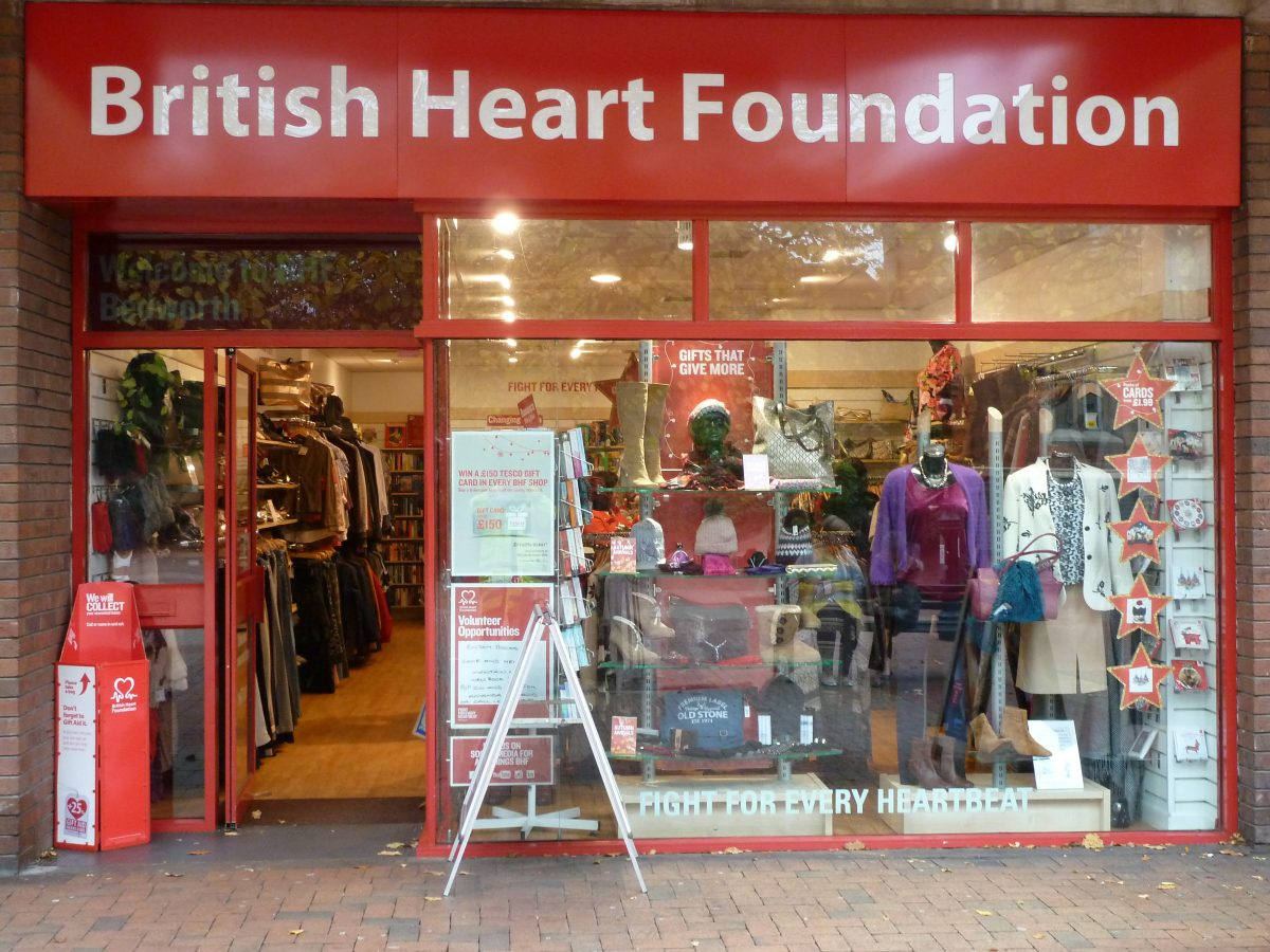 British Heart Foundation - Bedworth