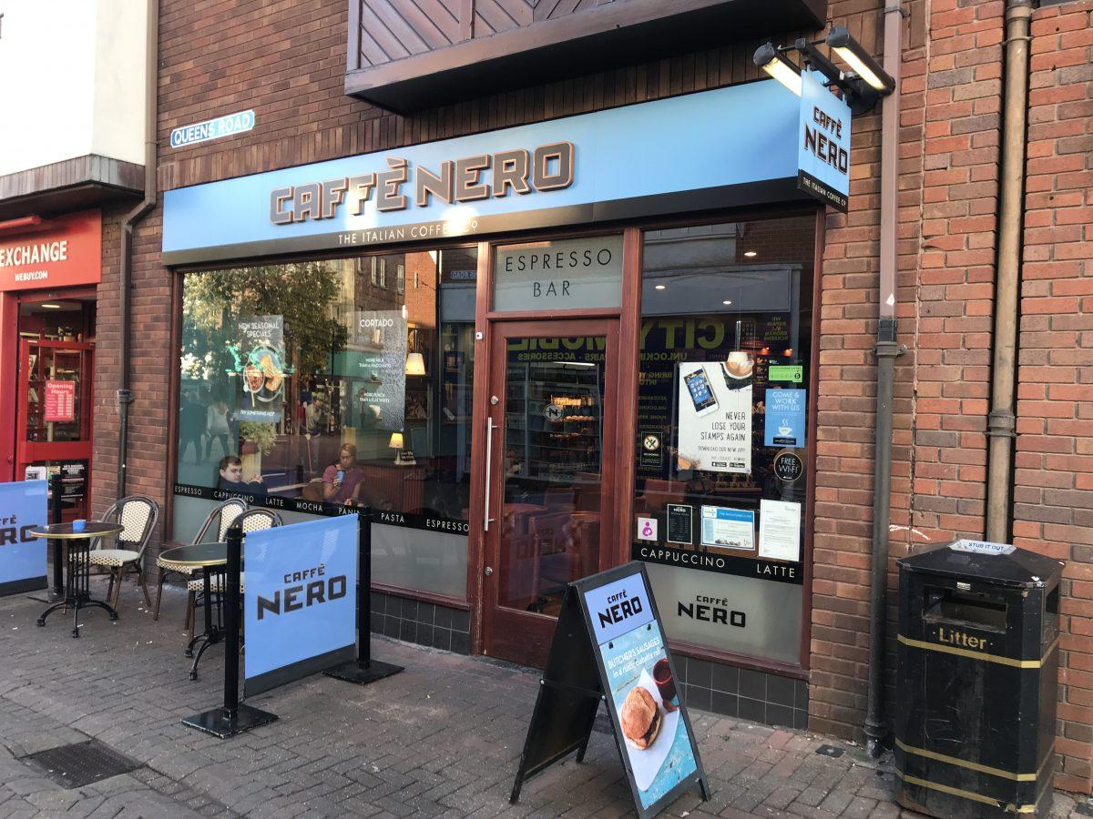 Caffe Nero-Nuneaton