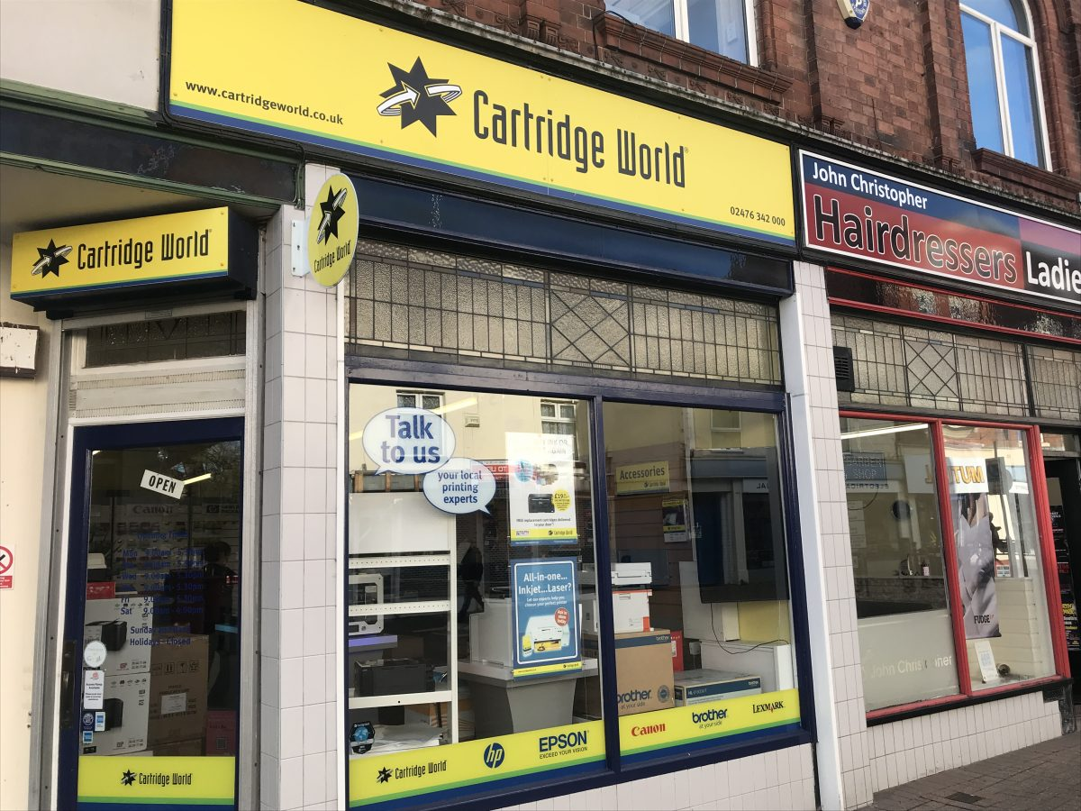 Cartridge World-Nuneaton