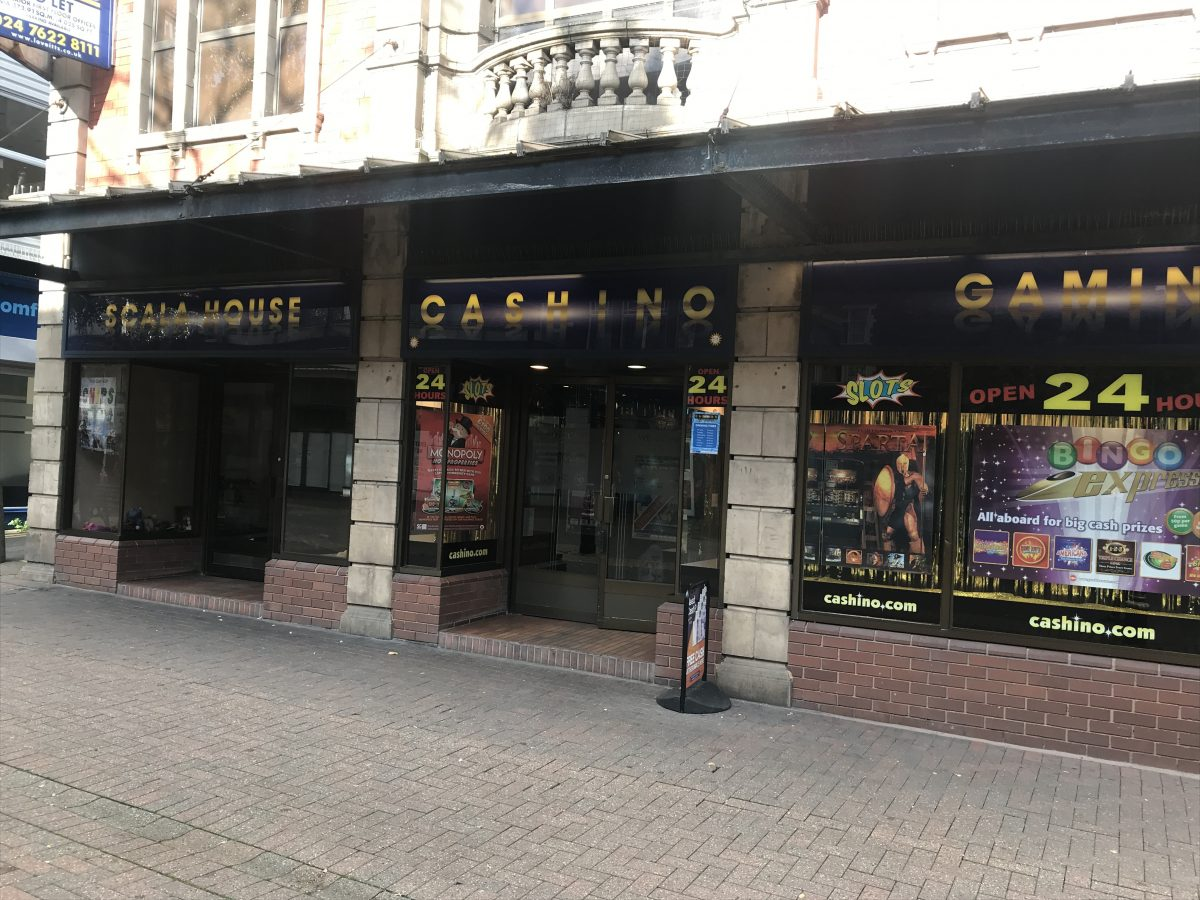 Cashino Gaming-Nuneaton