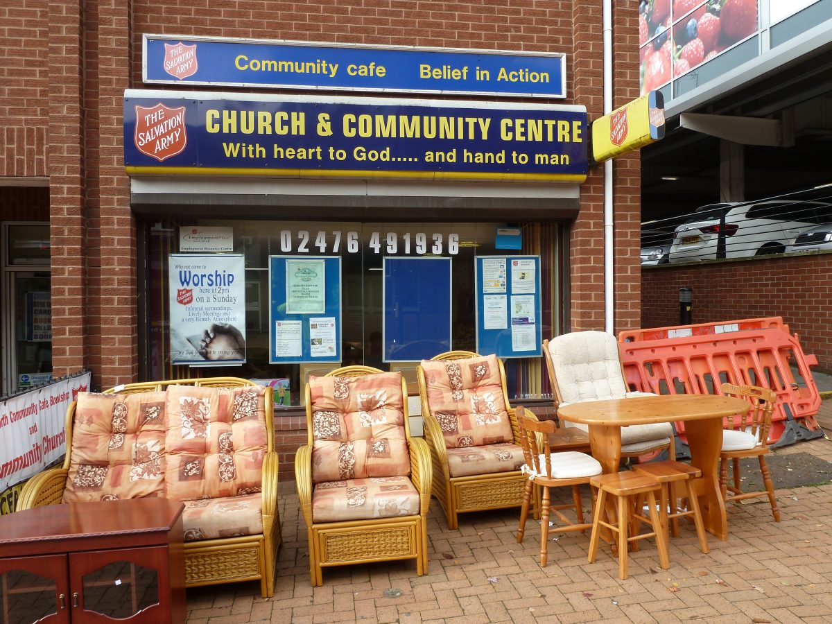 Church and community centre - Bedworth