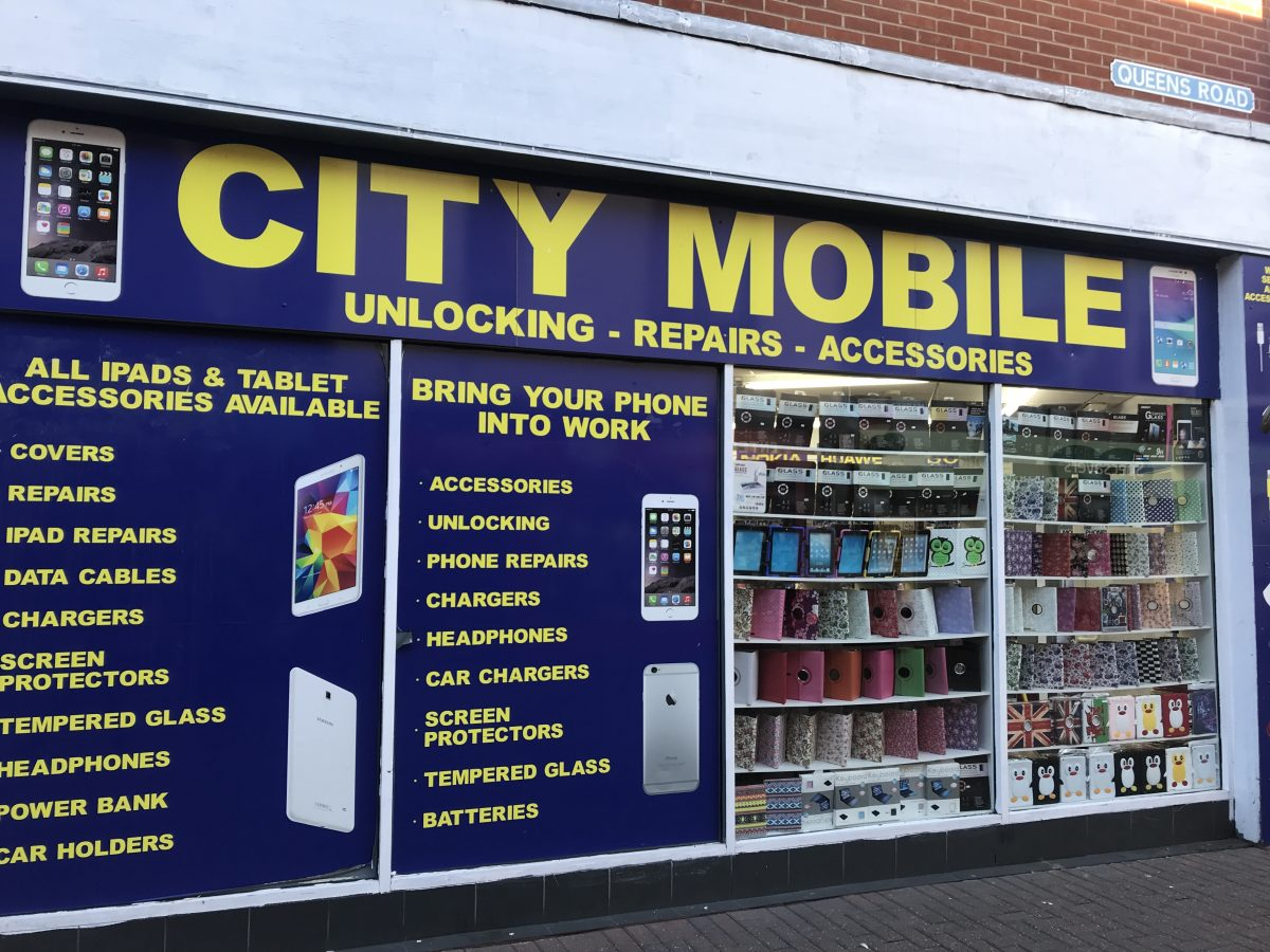 City Mobile-Nuneaton