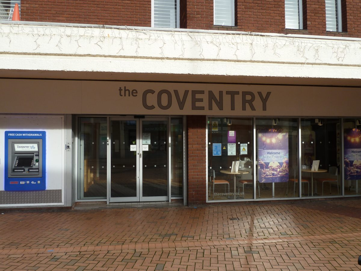 Coventry Building society - Bedworth
