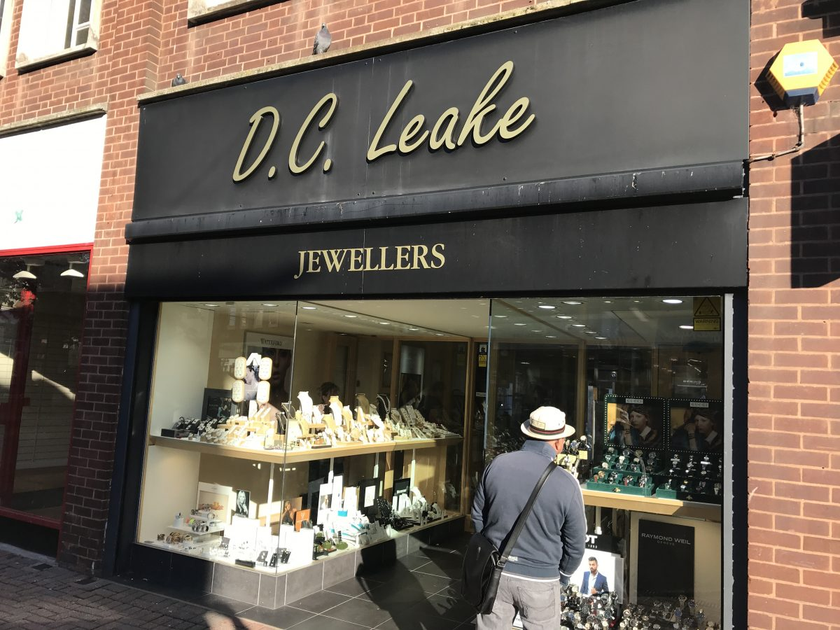 D C Leake Jewellers-Nuneaton