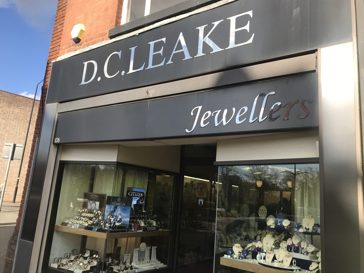 D C Leakes Jewellers-Nuneaton