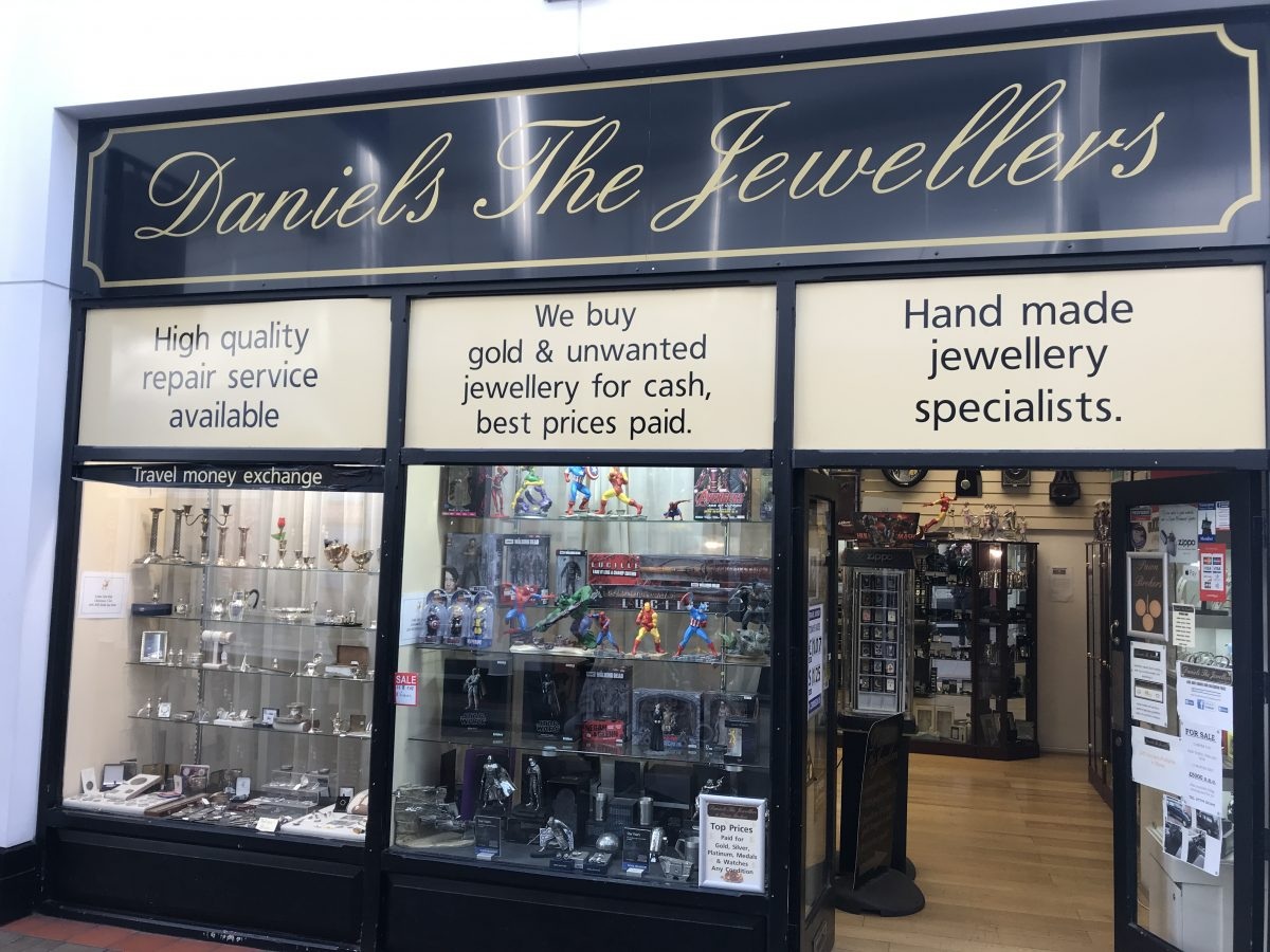 Daniel's The Jewellers-Nuneaton
