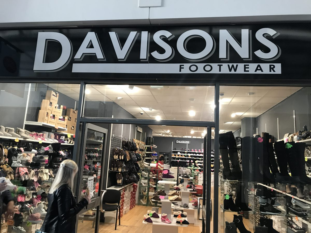 Davisons Footwear-Nuneaton