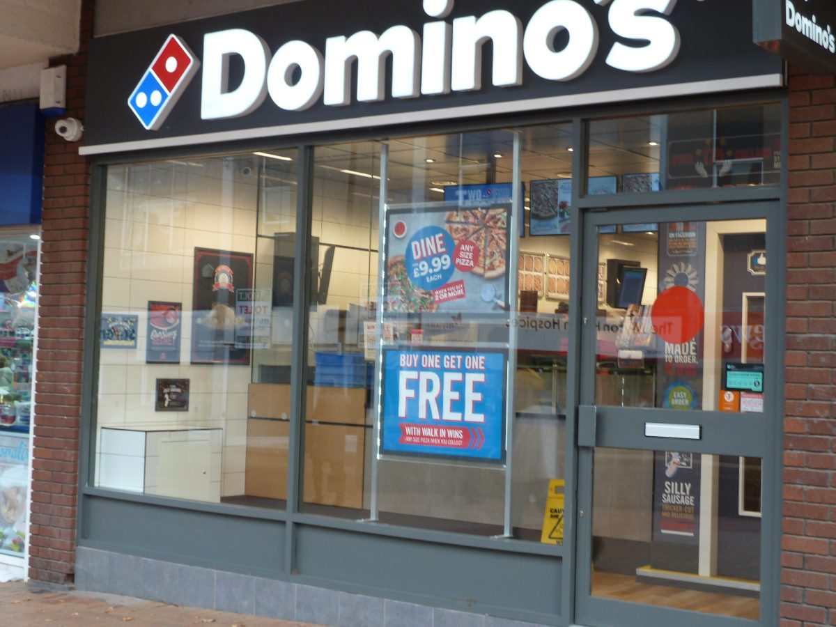 Dominos - Bedworth