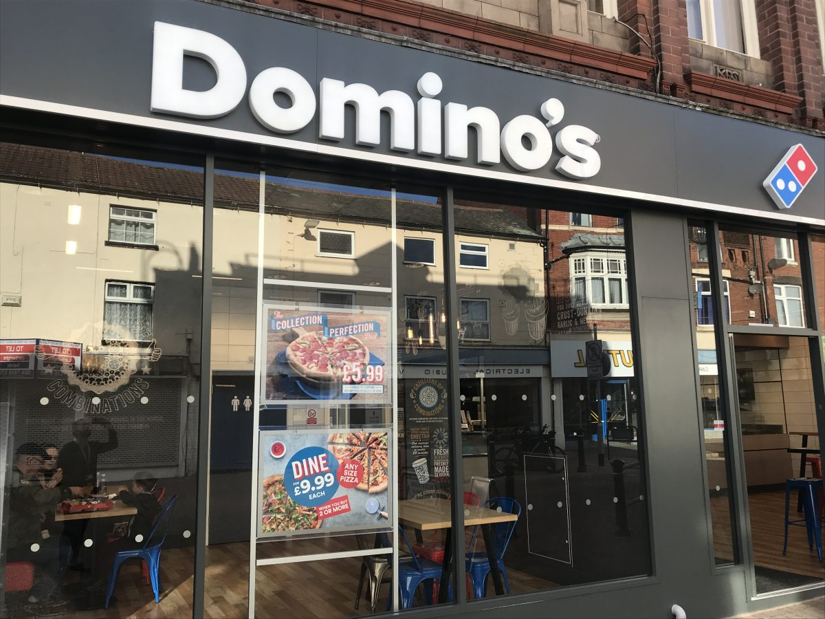 Dominos-Nuneaton