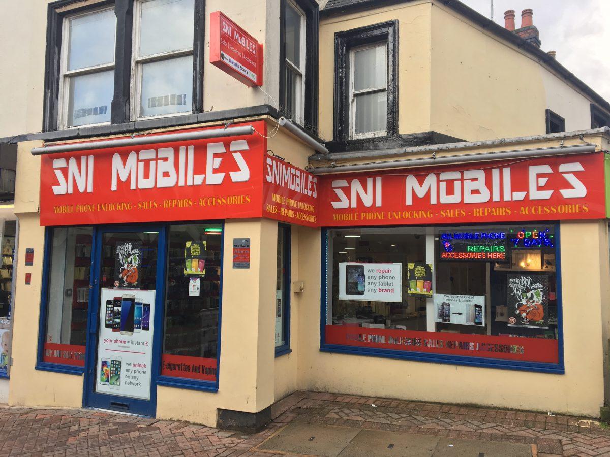 SNI Mobiles - Nuneaton