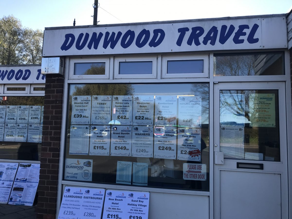 Dunwood Travel-Nuneaton