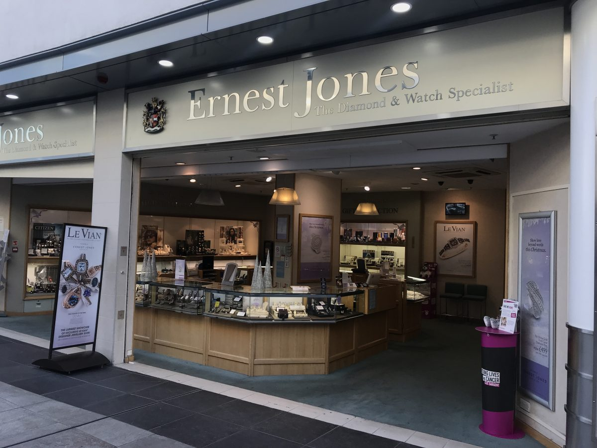 Ernest Jones-Nuneaton