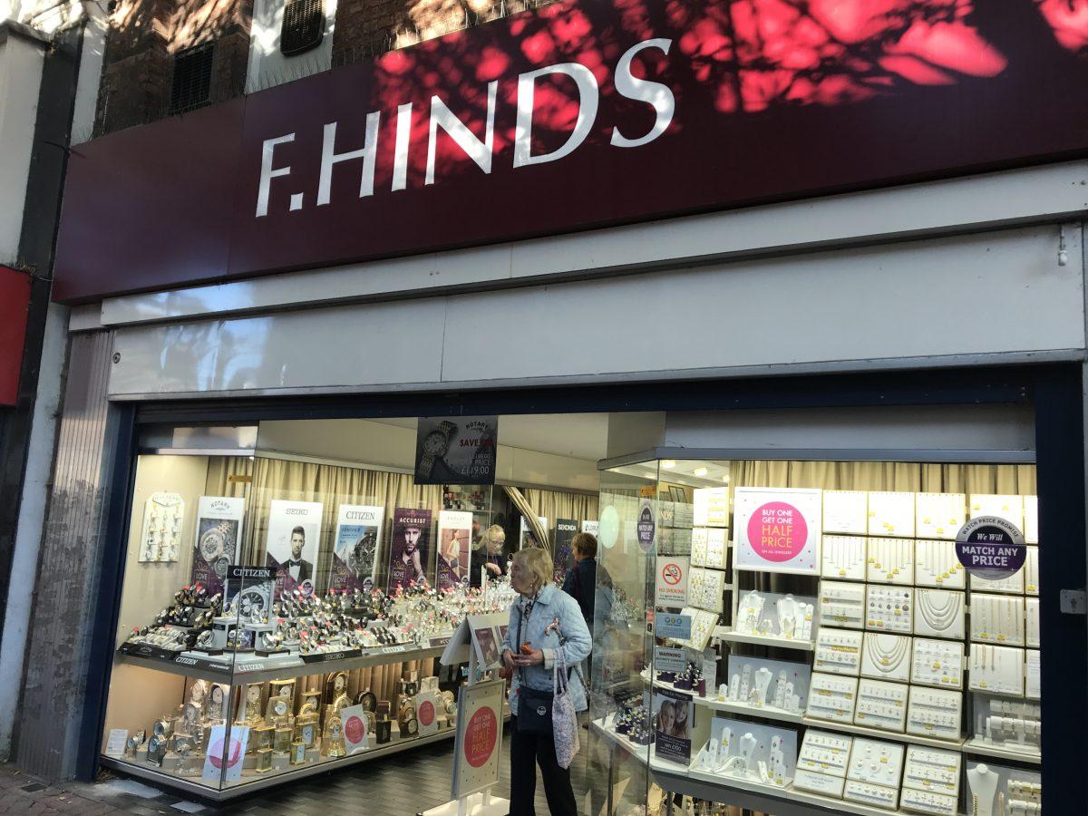 F Hinds-Nuneaton