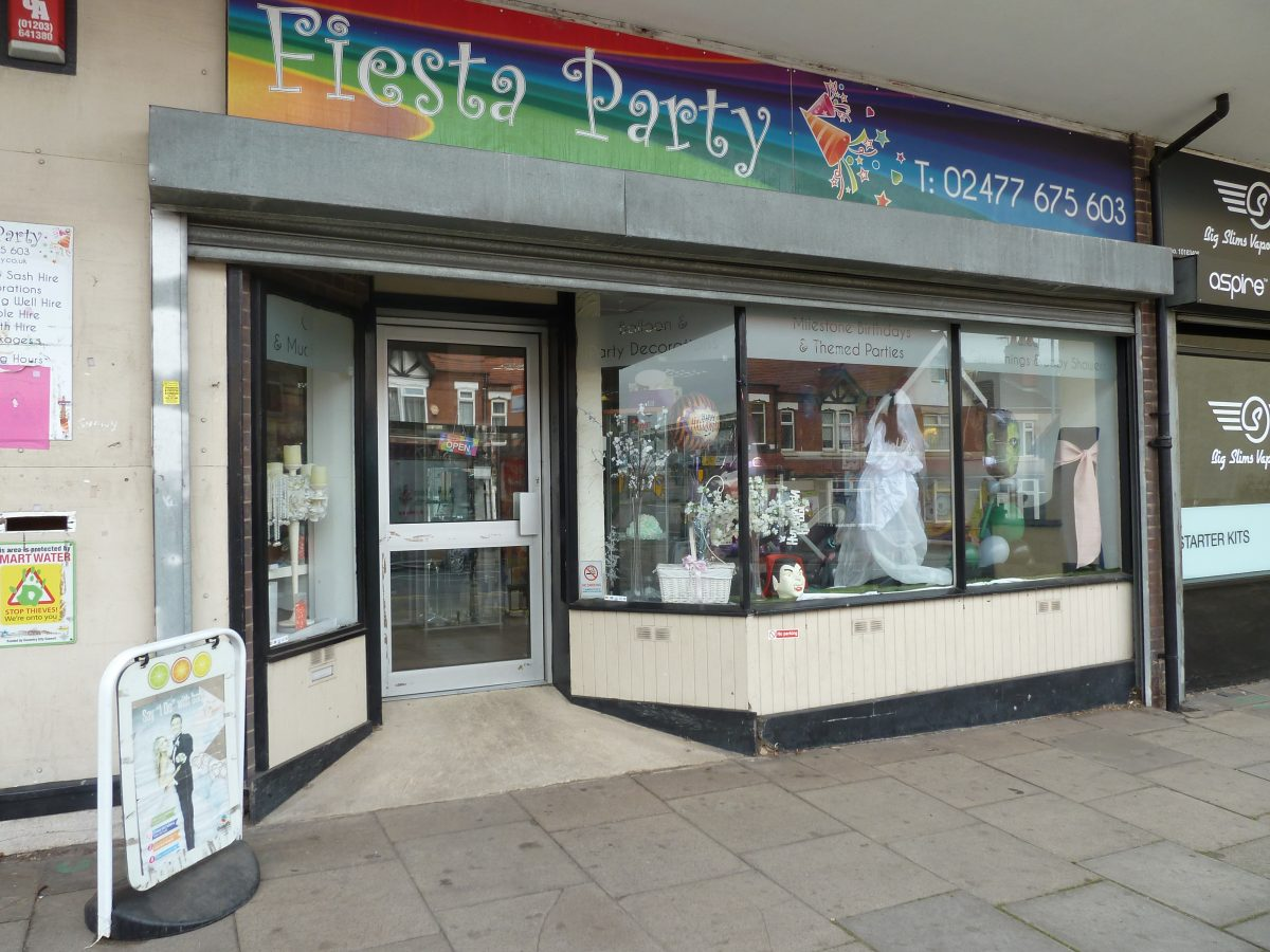Fiesta Party - Bedworth