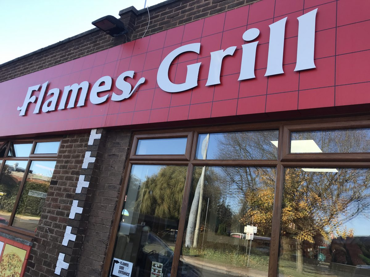 Flames Grill-Nuneaton