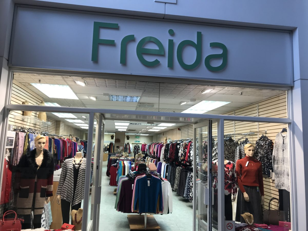 Frieda-Nuneaton