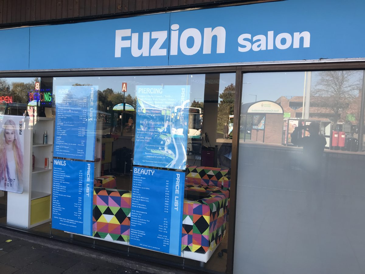 Fuzion Salon-Nuneaton
