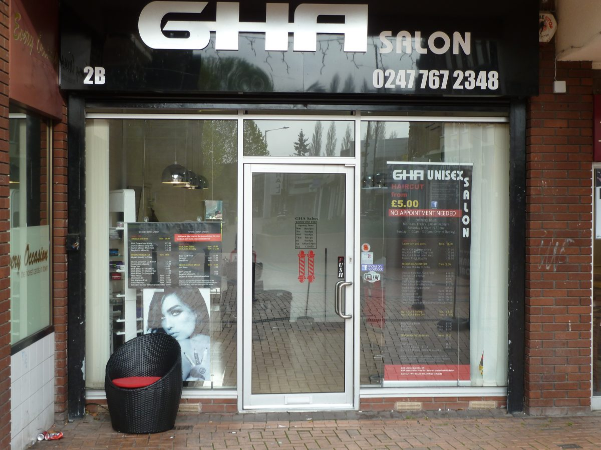 GHA Salon - Bedworth