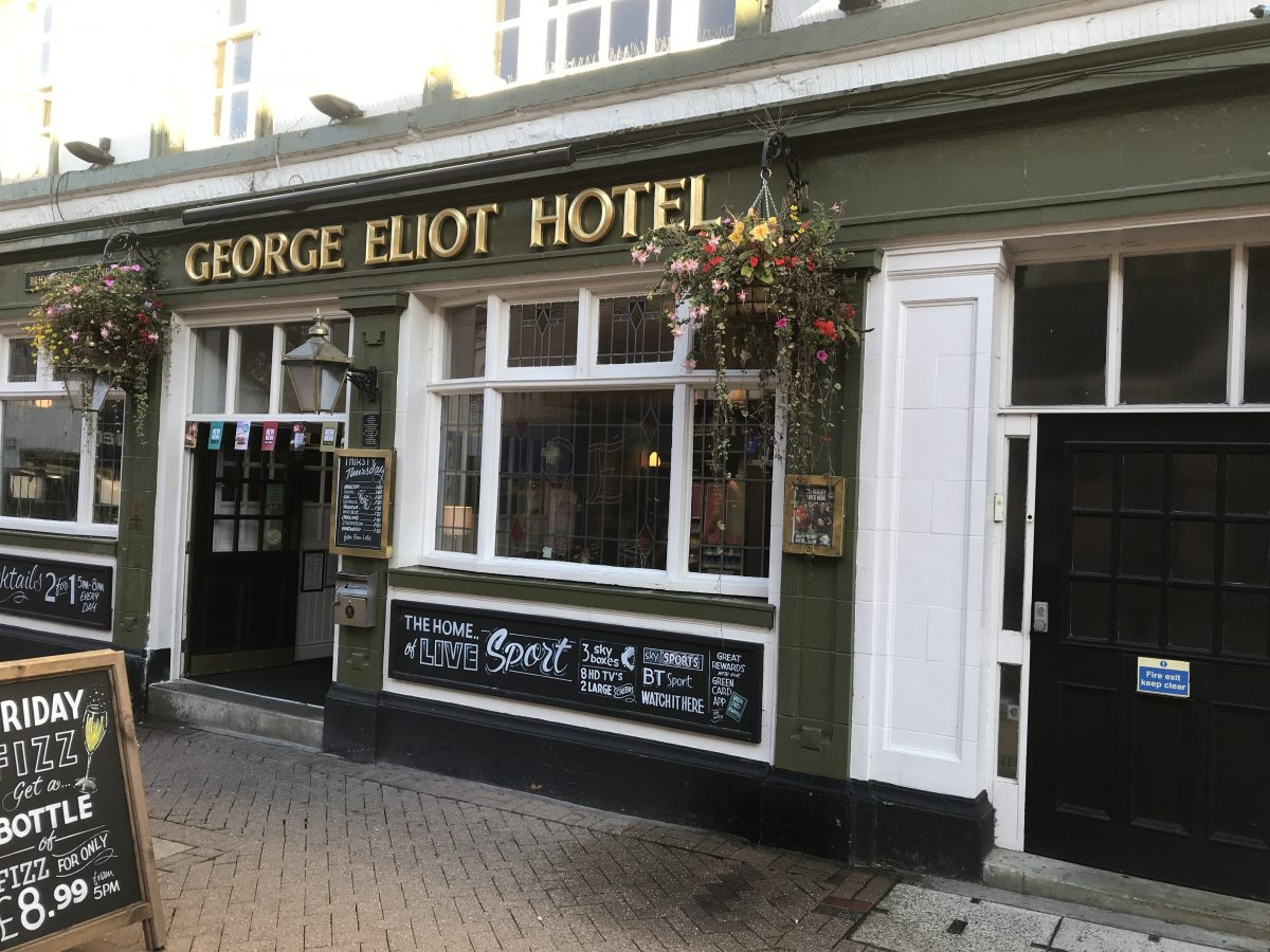 George Eliot Hotel-Nuneaton