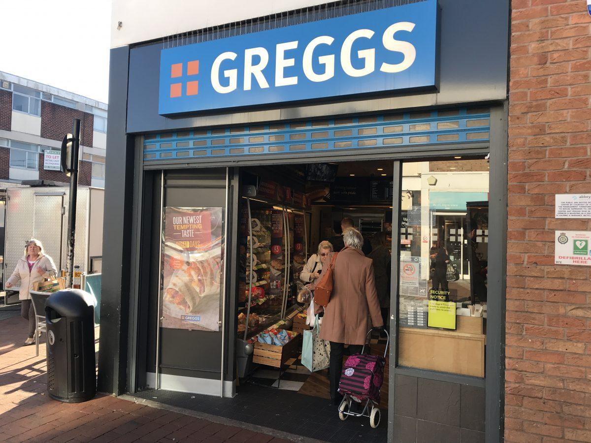 Greggs-Nuneaton