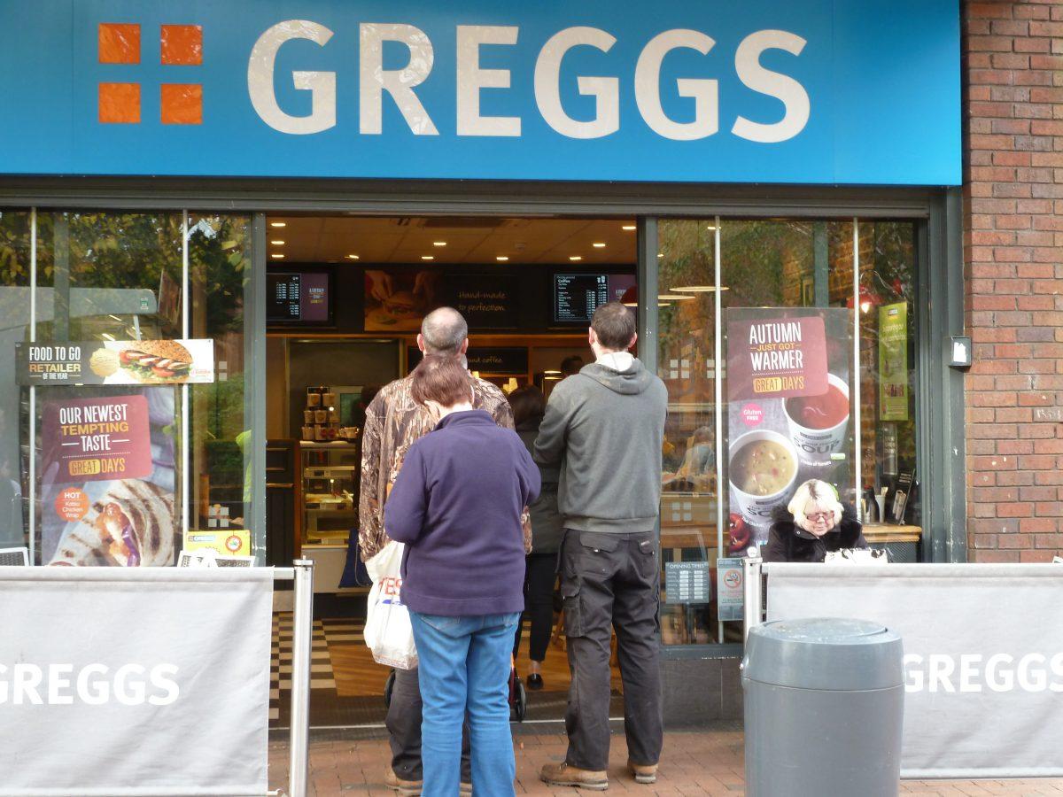Greggs - Bedworth
