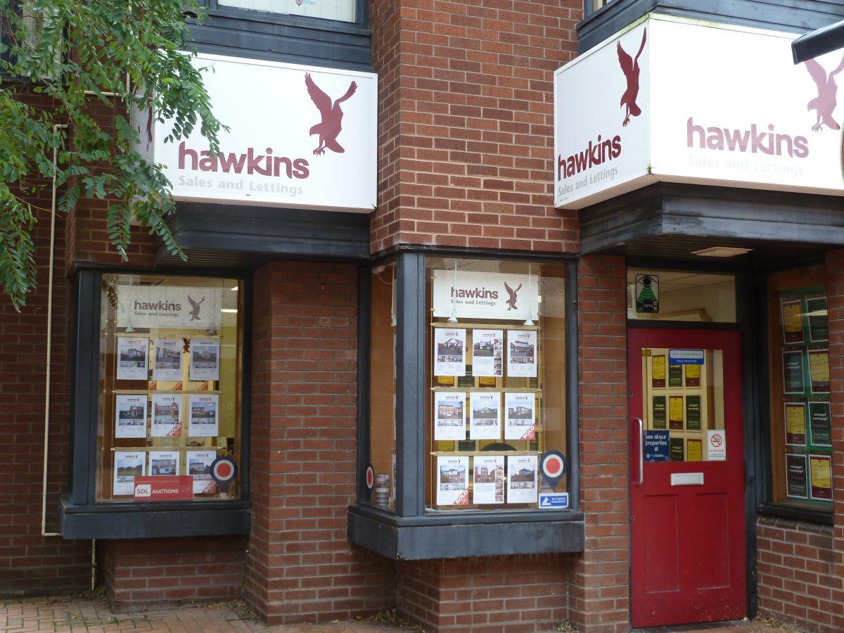 Hawkins - Bedworth