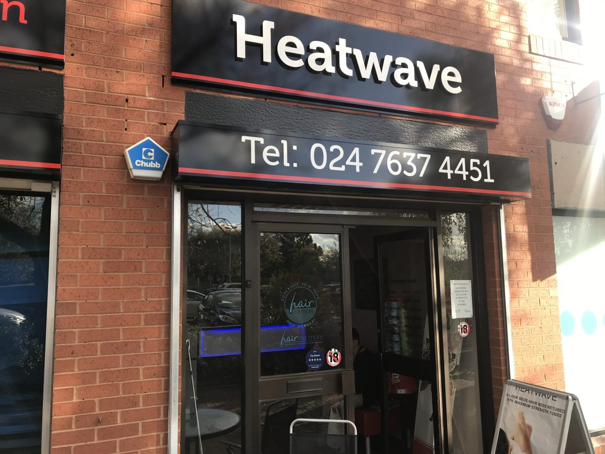 Heatwave-Nuneaton
