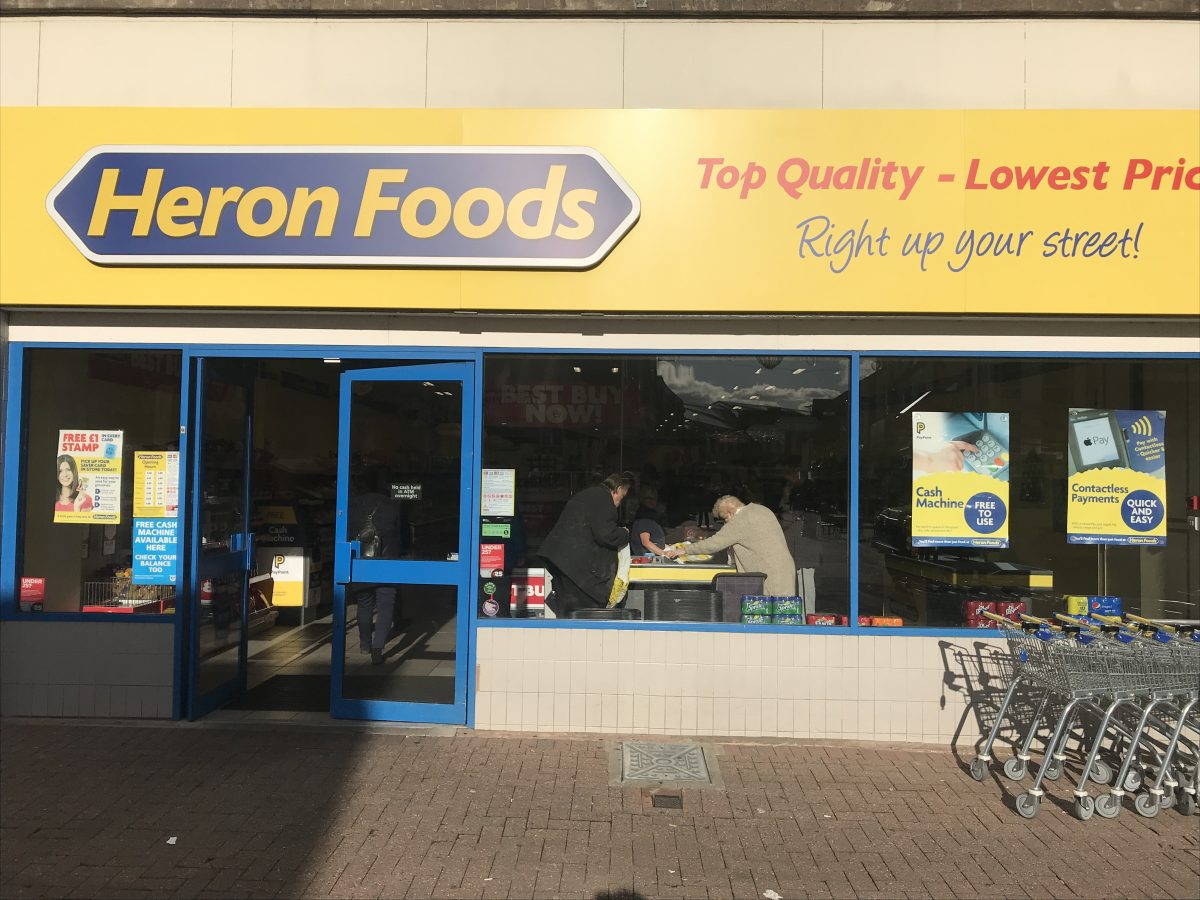 Heron Foods-Nuneaton