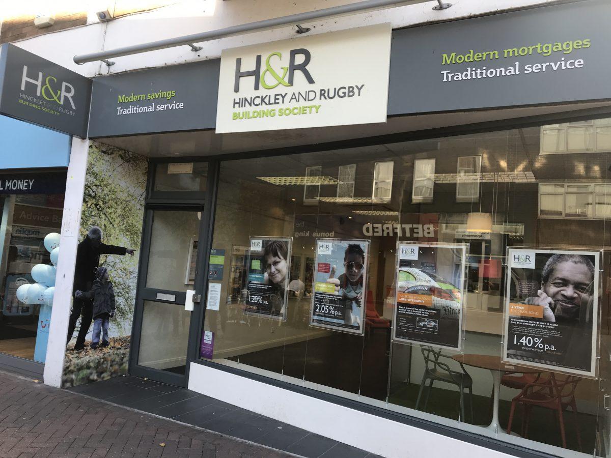 Hinckley & Rugby Building Society-Nuneaton
