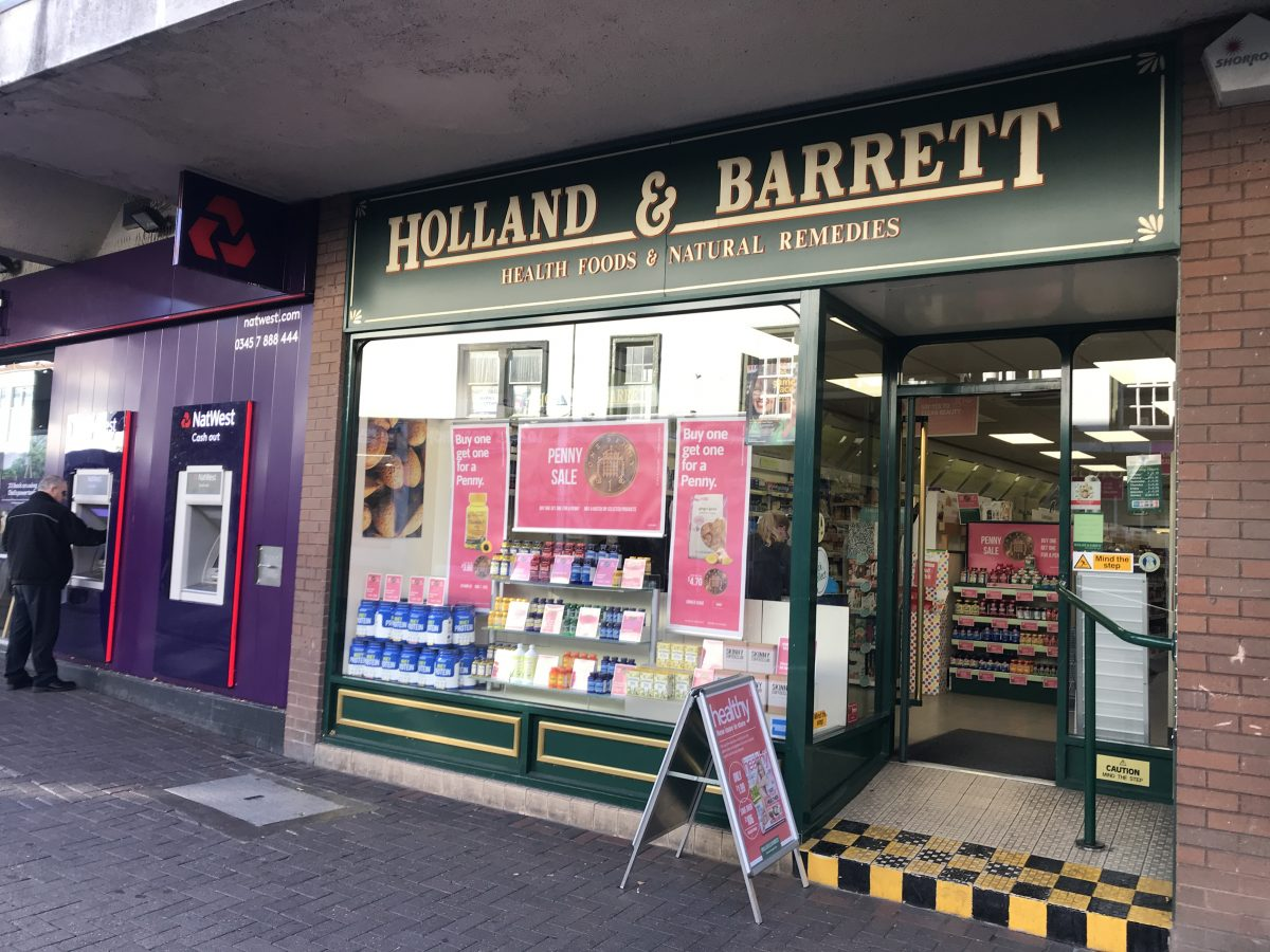 Holland & Barrett-Nuneaton