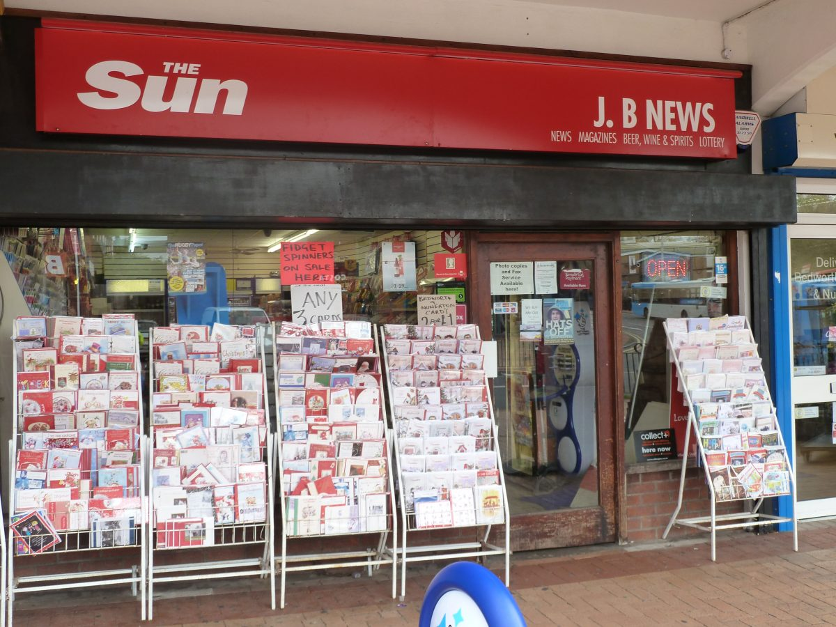 JB News - Bedworth