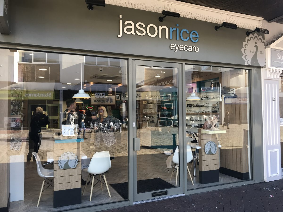 Jason Rice Eyecare-Nuneaton