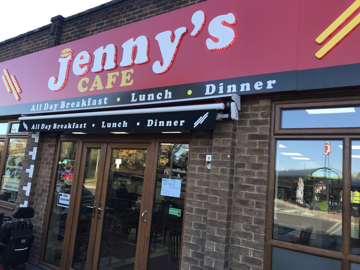 Jenny's Cafe-Nuneaton
