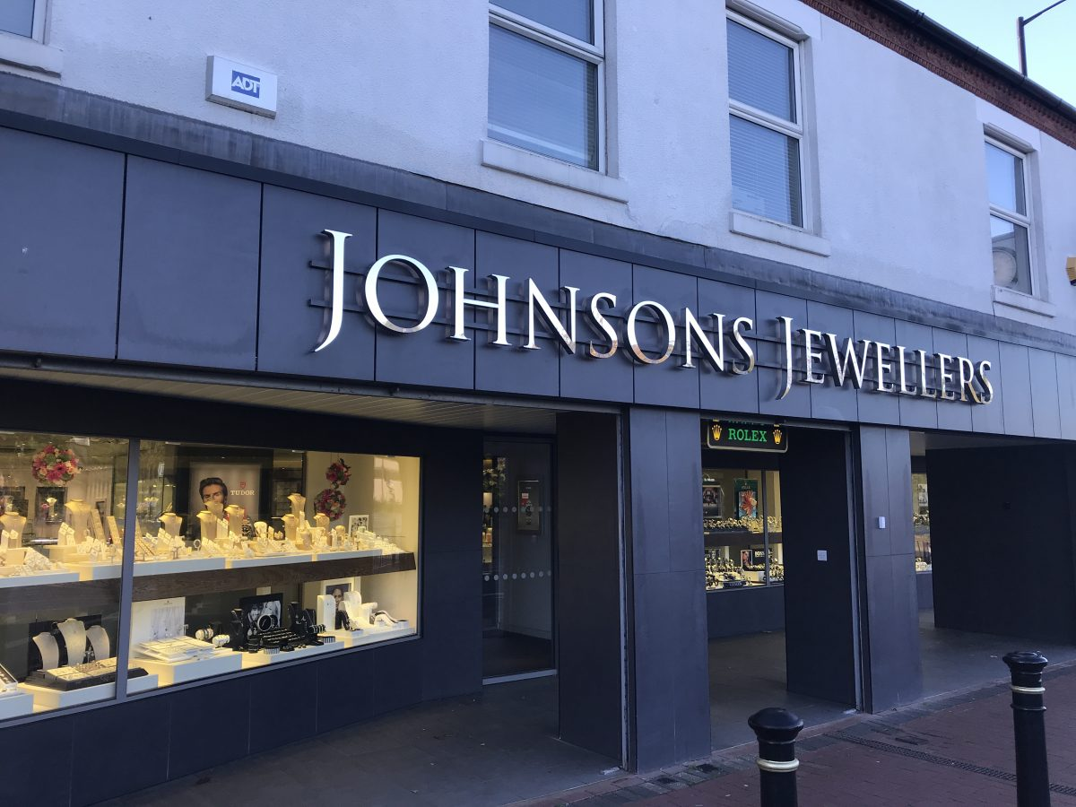 Johnsons Jewellers-Nuneaton