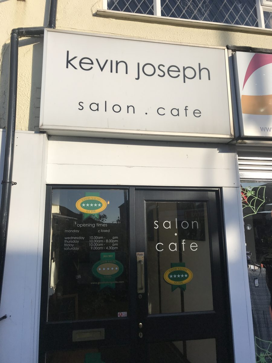 Kevin Joseph Salon & Cafe-Nuneaton