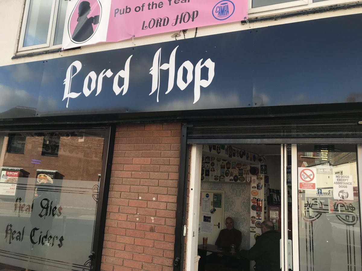 Lord Hop-Nuneaton