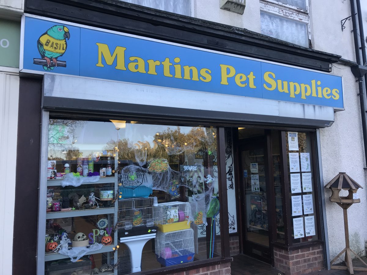 Martins Pet Supplies-Nuneaton