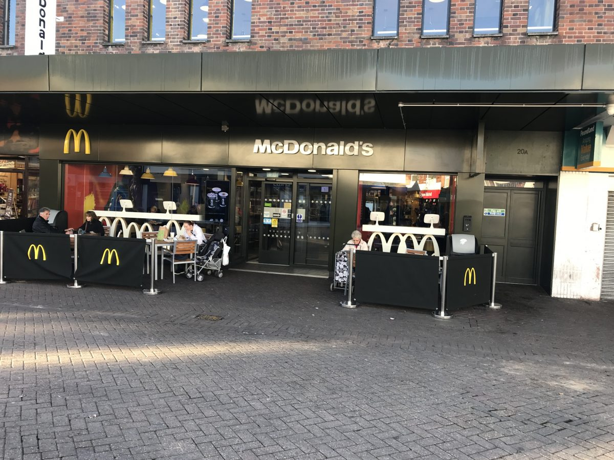 McDonalds-Nuneaton