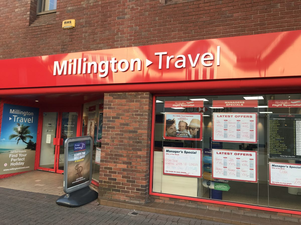 Millington Travel-Nuneaton