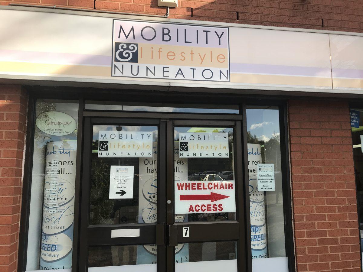 Mobility & Lifestyle-Nuneaton