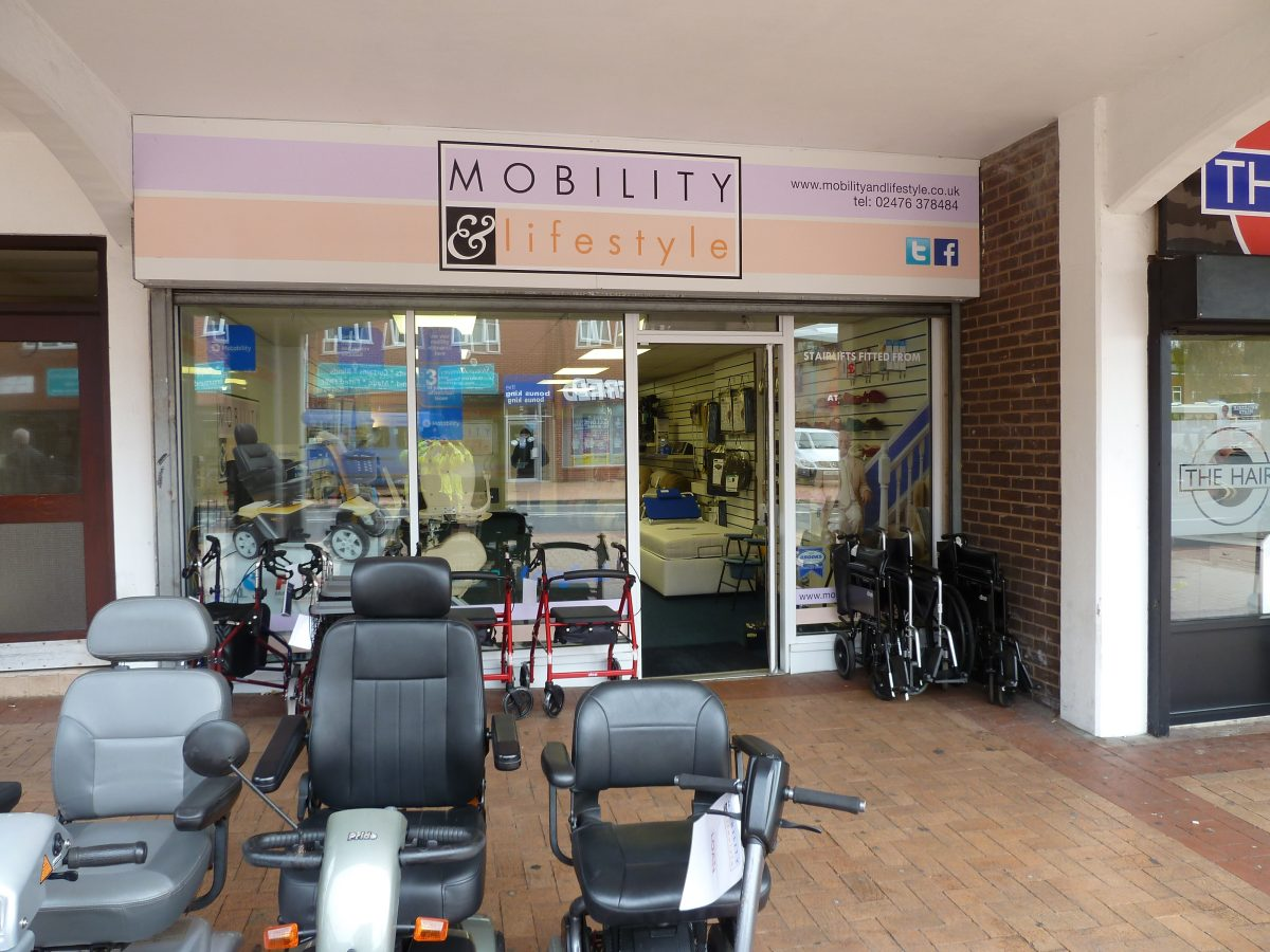 Mobility & lifestyle - Bedworth