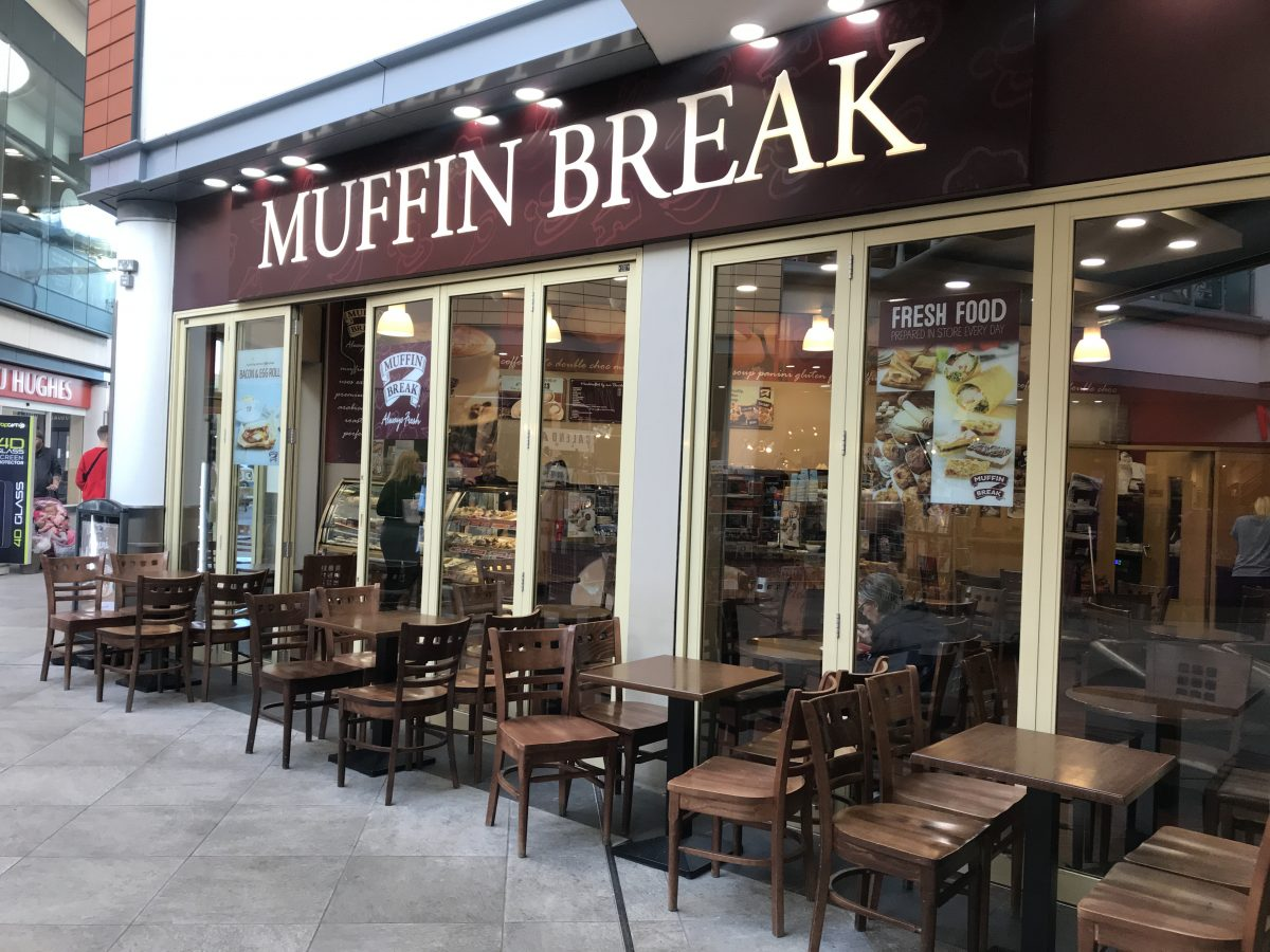 Muffin Break-Nuneaton
