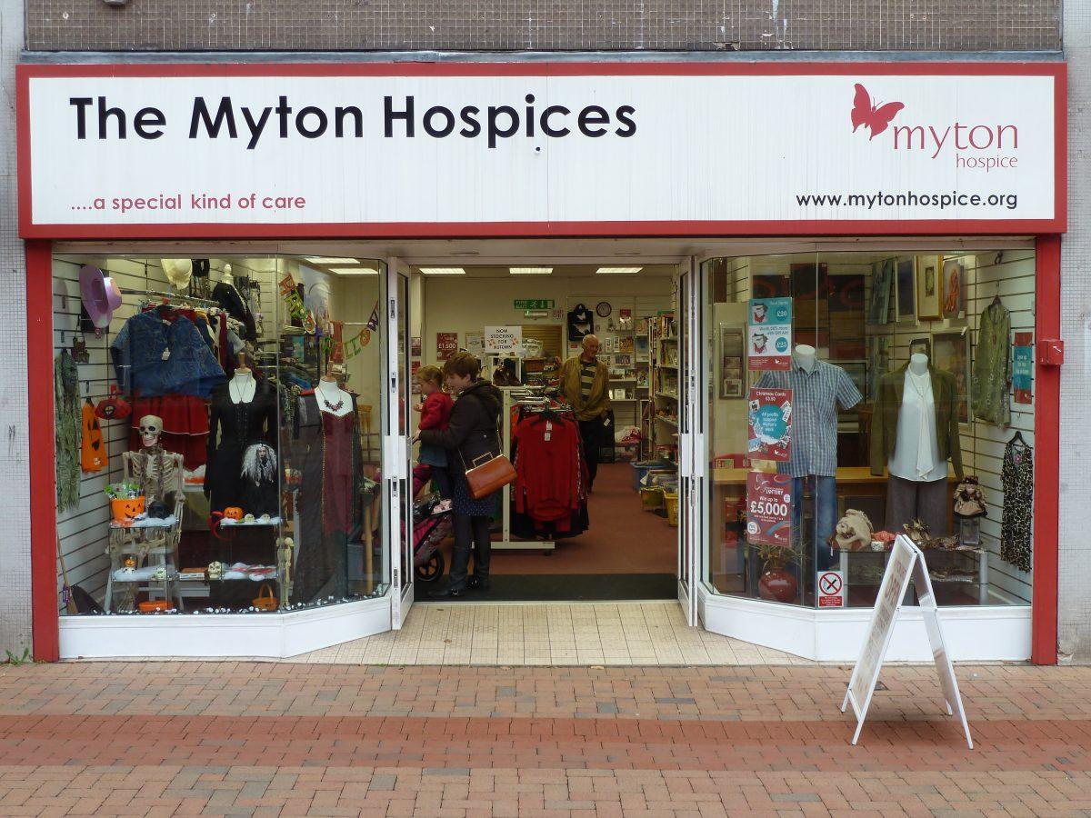 Myton Hospice - Bedworth