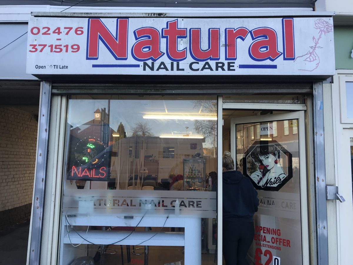 Natural Nail Care-Nuneaton